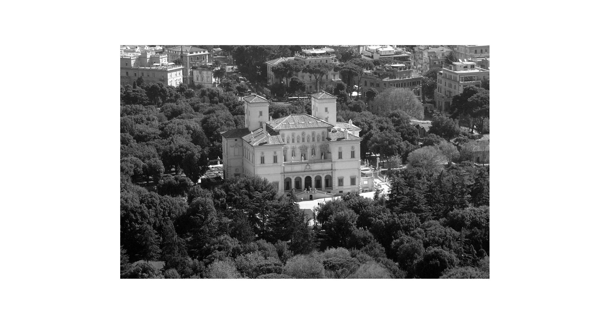Villa Borghese Museum Bookshop