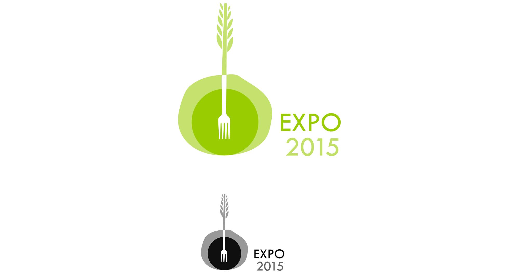 EXPO 2015 logotype