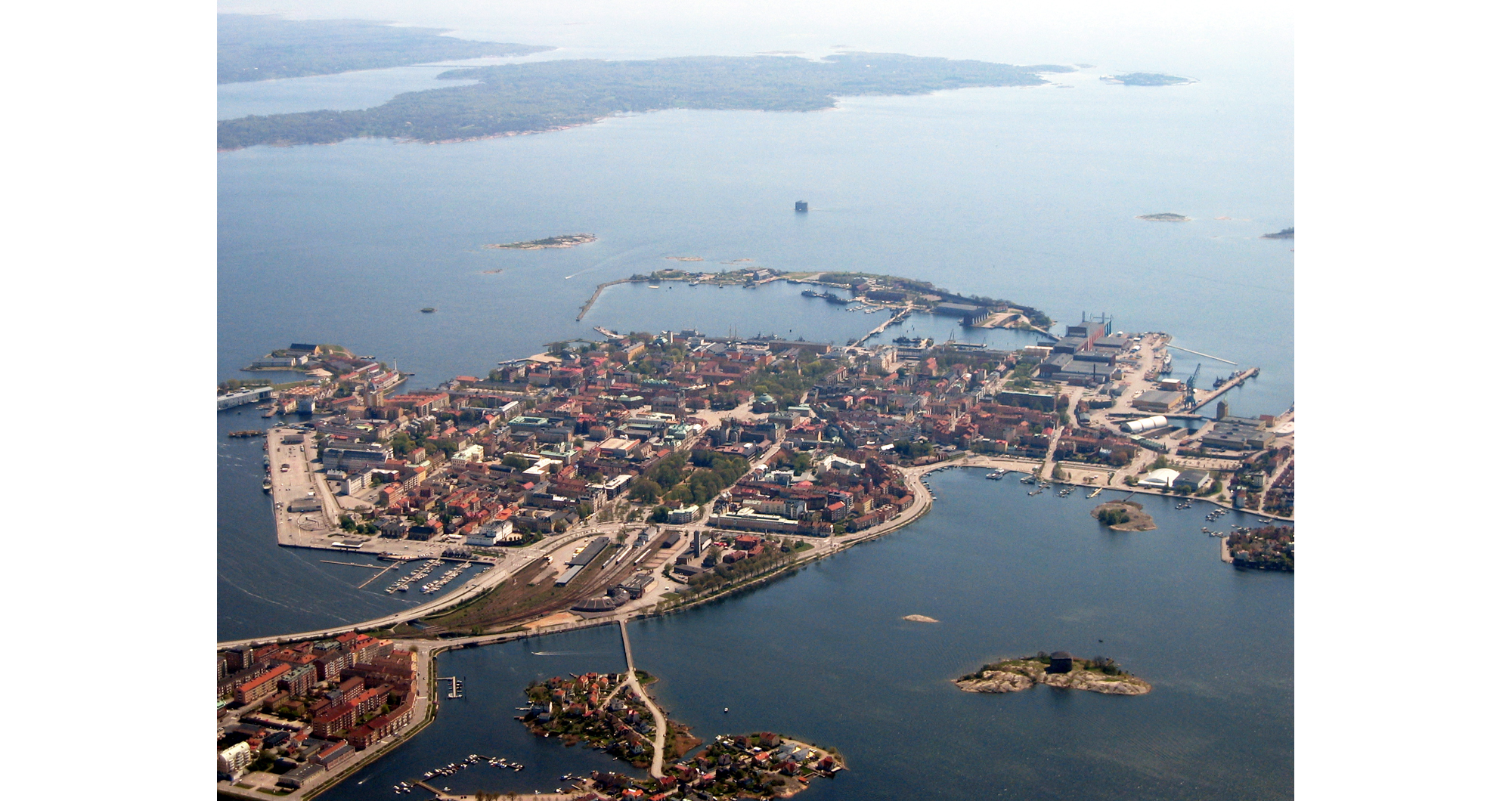 Karlskrona. Heritage and Diversity.