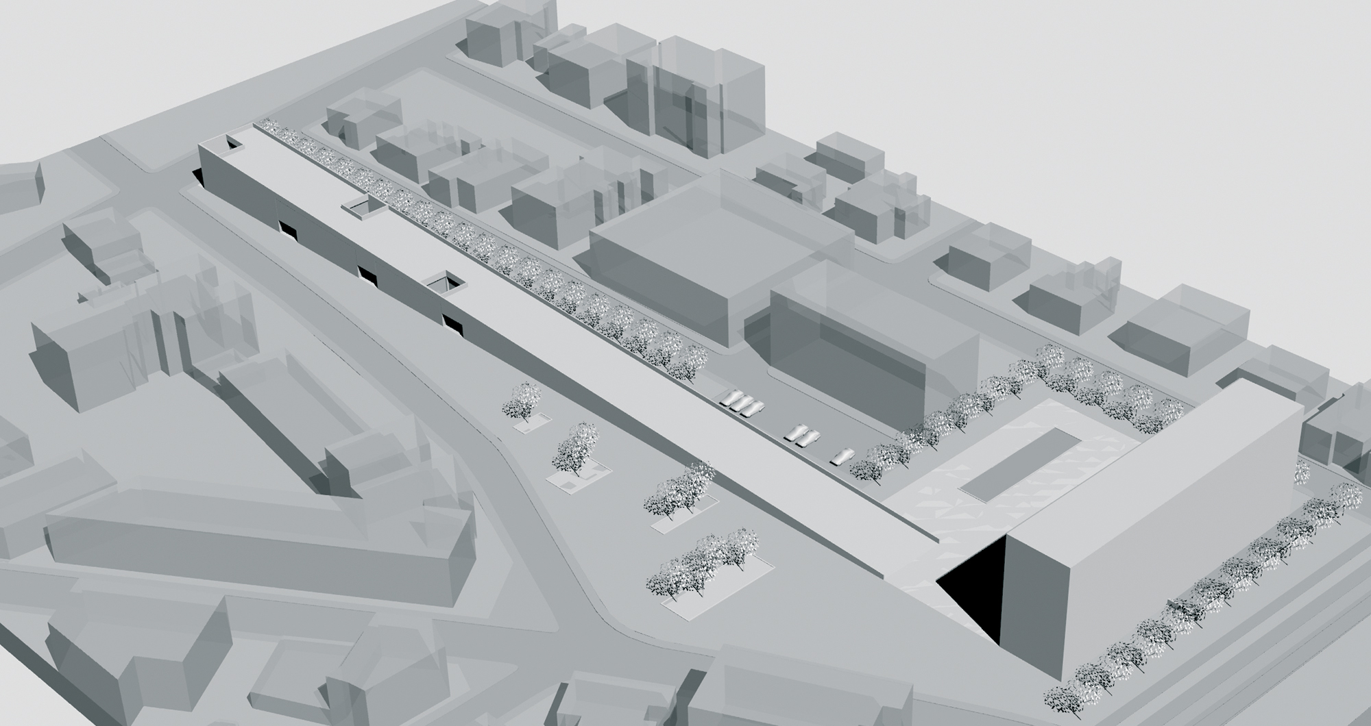 Redevelopment of San Giovanni Teatino [CH] Civic Center